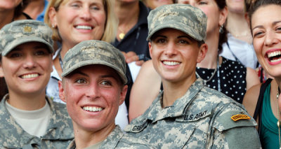 All Combat Roles Now Open to Women, Defense Secretary Says